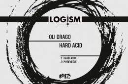 Hard Acid EP - Oli Drago