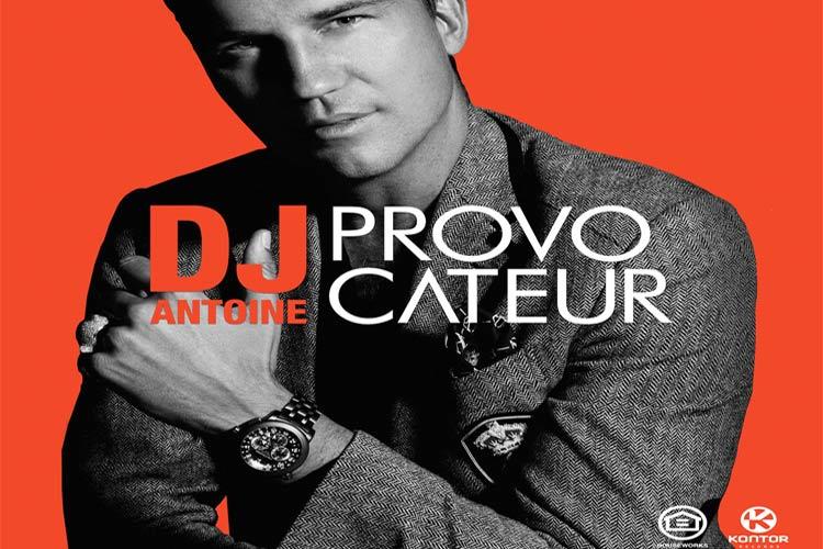 Provocateur LP - DJ Antoine