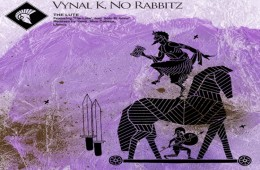 The Lute EP - Vynal K & No Rabbitz