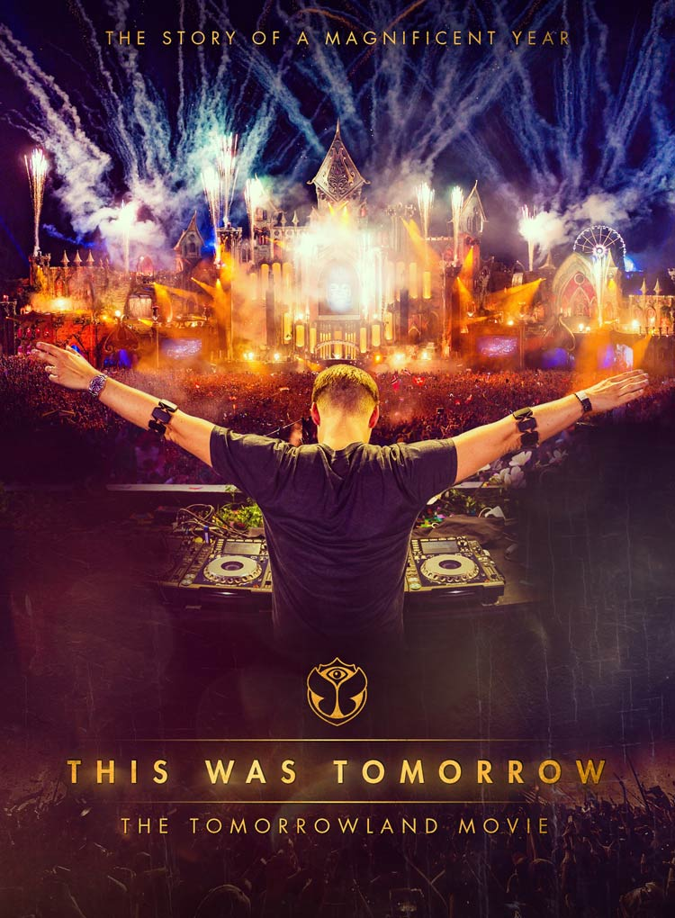 The Tomorrowland Movie - This Was Tomorrow