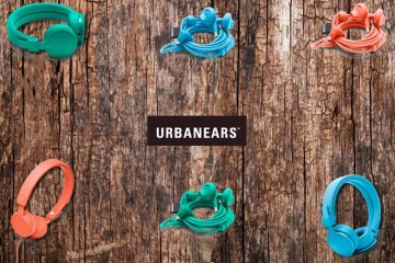 Urbanears Frühjahr-/Sommerkollektion 2016