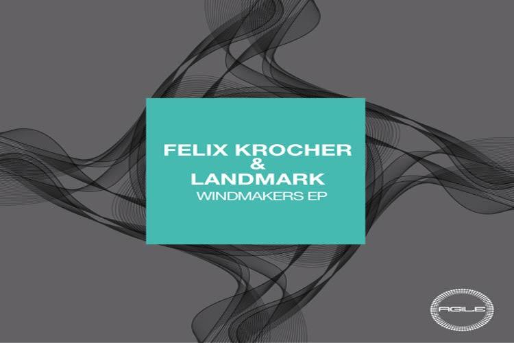 Windmakers EP by Felix Kröcher & Landmark