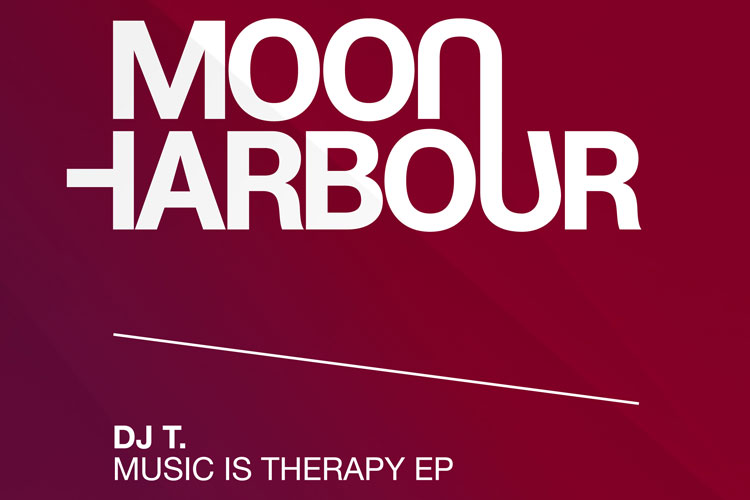Music Is Therapy EP - DJ T.