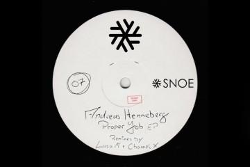 Proper Job EP - Andreas Henneberg