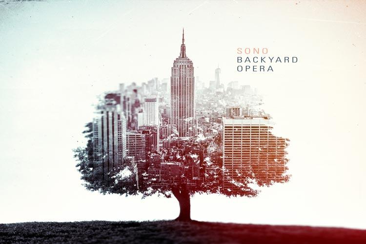 Backyard Opera LP - Sono