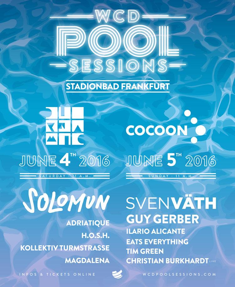 WCD – Pool Sessions