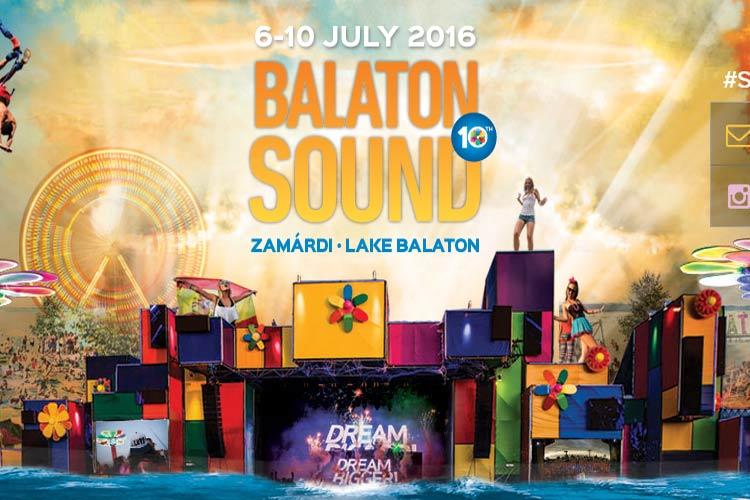 Balaton Sound Festival 2016
