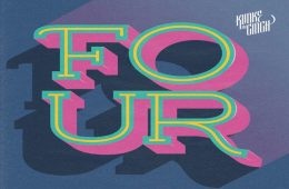 Four EP - Klinke auf Cinch