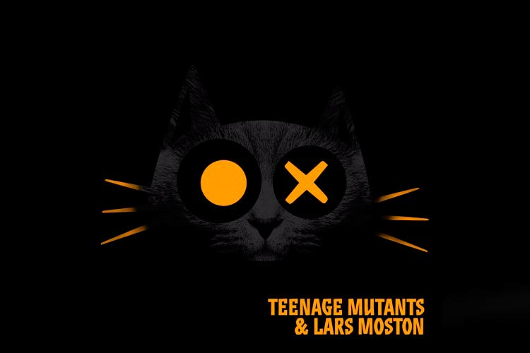 Doso EP - Teenage Mutants & Lars Moston