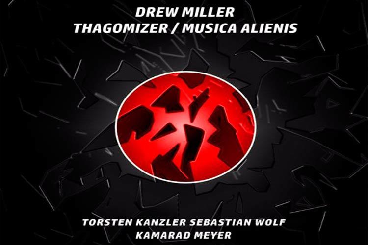Thagomizer / Musica Alienis - Drew Miller