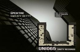Sweaty Betty EP - Spektre