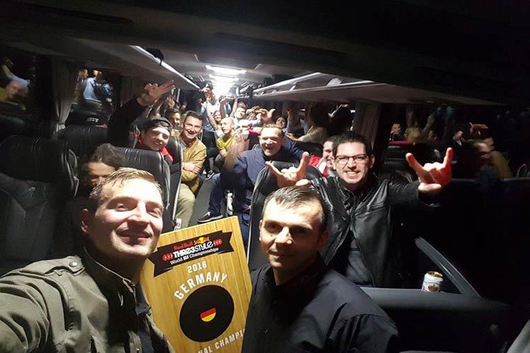 Berliner DJ PRO ZEIKO gewinnt Red Bull Thre3Style