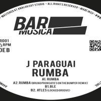Rumba EP by J Paraguai