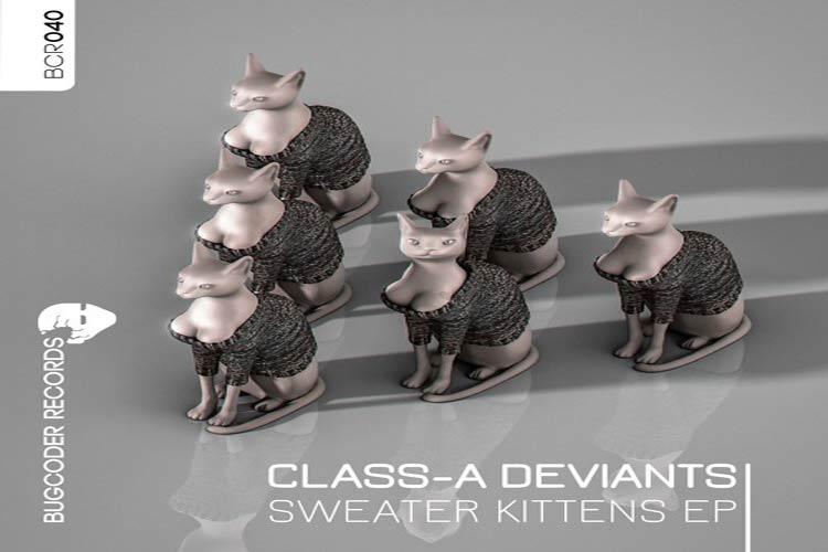 Sweater Kittens EP - Class-A Deviants
