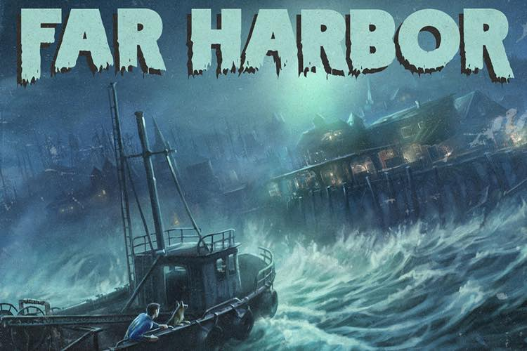 Far Harbor DLC für Fallout 4