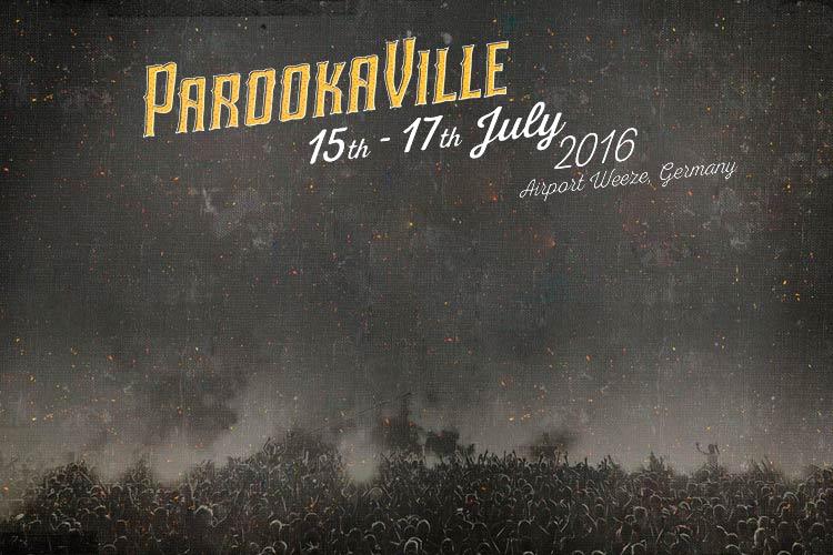 Parookaville Festival 2016