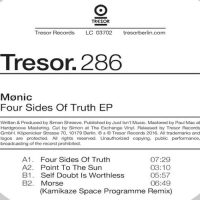 Four Sides Of Truth EP - Mønic