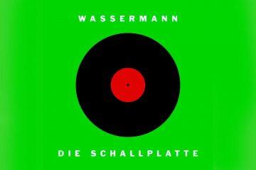 Schallplatte Remixe - Wassermann
