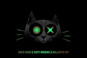 Habicht / On Your Mind EP - David Keno, Dirty Doering & Kollektiv Ost