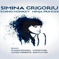 Techno Monkey / Ninja Princess - Simina Grigoriu