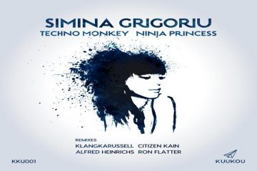Techno Monkey / Ninja Princess - Simina Grigoriu