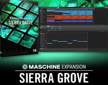 Native Instruments: Sierra Grove