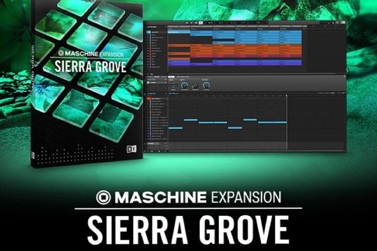 Native Instruments: Sierra Grove