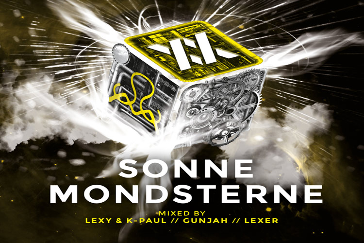 SMS XX - Compilation mixed by Lexy & K-Paul, Gunjah & Lexer