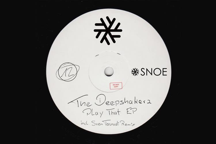 Play That EP - The Deepshakerz