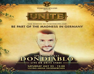UNITE – The Mirror to Tomorrowland