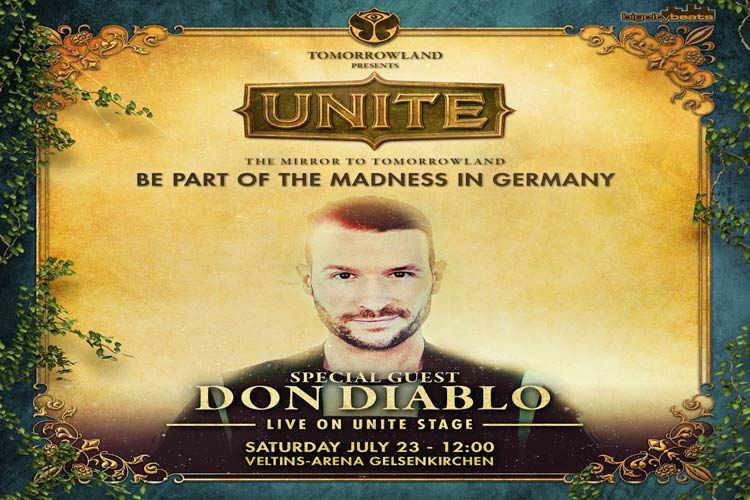 UNITE – The Mirror to Tomorrowland