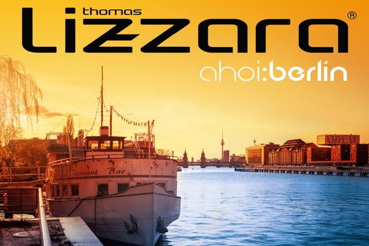 ahoi:berlin LP - Thomas Lizzara