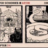 Artik EP - Oliver Schories