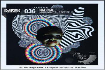 Midnight Puppet EP - Kim Kemi