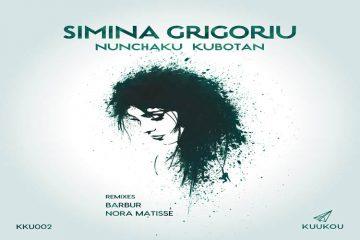 Nunchaku / Kubotan EP - Simina Grigoriu