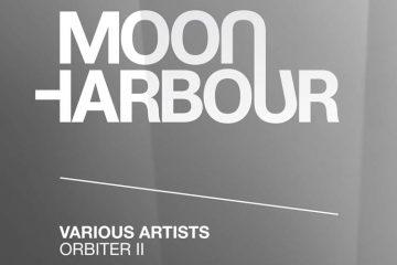 Orbiter II on Moon Harbour