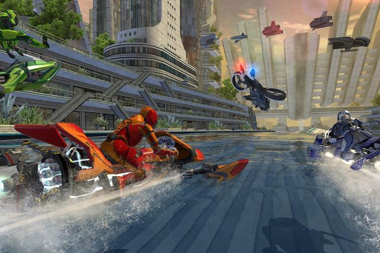 Game Tipp: Riptide GP - Renegade