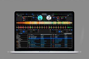 Serato DJ am Mac