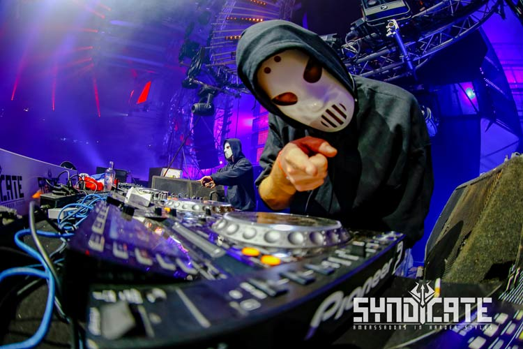 Angerfist @ Syndicate
