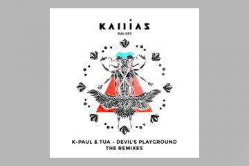 Devils Playground Remixes - K-Paul & Tua