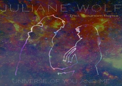 Universe Of You And Me EP - Juliane Wolf