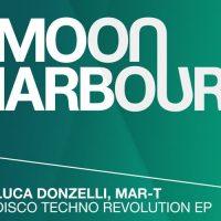 Disco Techno Revolution EP - Luca Donzelli & Mar-T