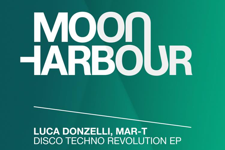 Disco Techno Revolution EP - Luca Donzelli & Mar-T