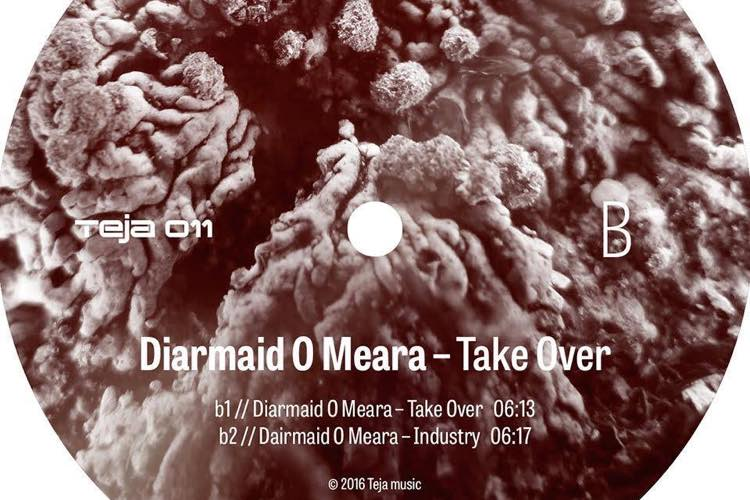 Take Over EP - Diarmaid O Meara