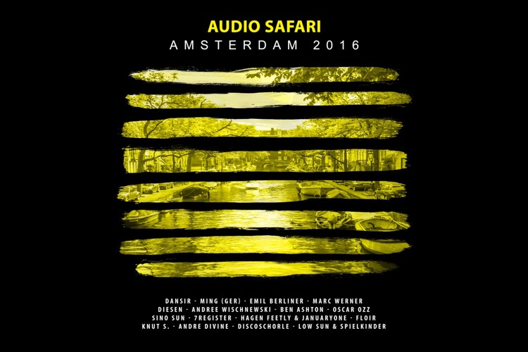 Audio Safari Amsterdam 2016