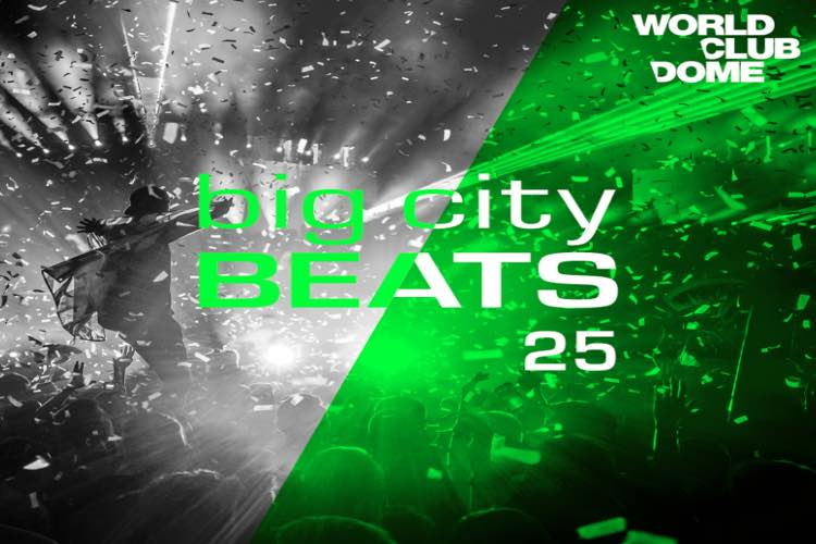 BigCityBeats Vol. 25 - World Club Dome 2016 Winter Edition