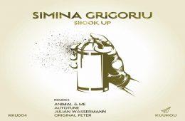 Shook Up EP - Simina Grigoriu