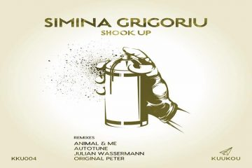 Shook Up EP - Simina Grigoriu