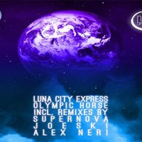 Olympic Horse EP - Luna City Express