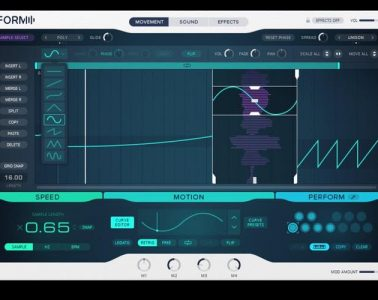 Native Instruments: Form